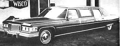 KingKhalid's 1976 Cadillac Limo