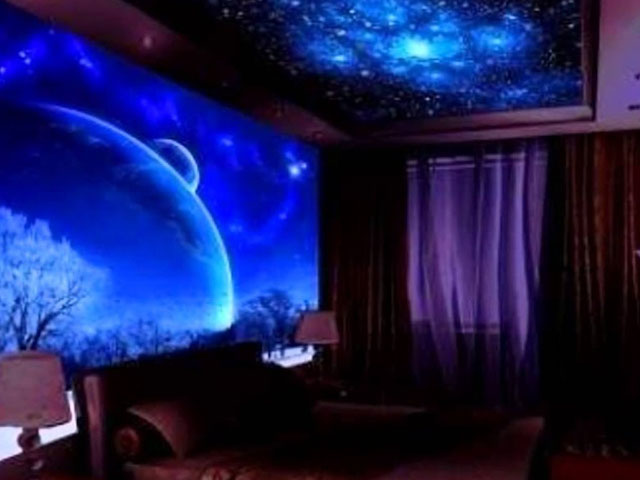 room glow in dark