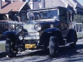 GDK35 in 1956