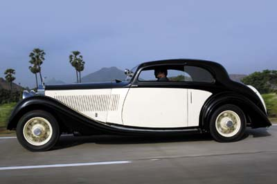 1935 Phantom II Continental (Gurney Nutting)