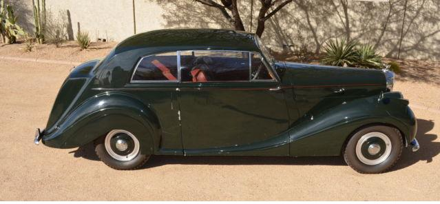 1949 Mk6 Bentley Coupe