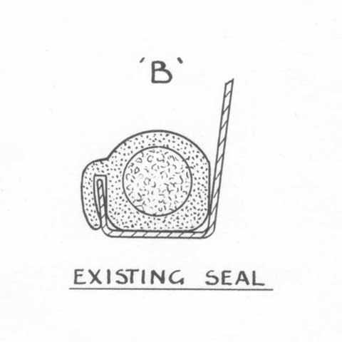 The original seal