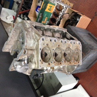 What remainder of my Bentley engine
