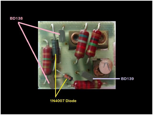 My UD19427 PCB