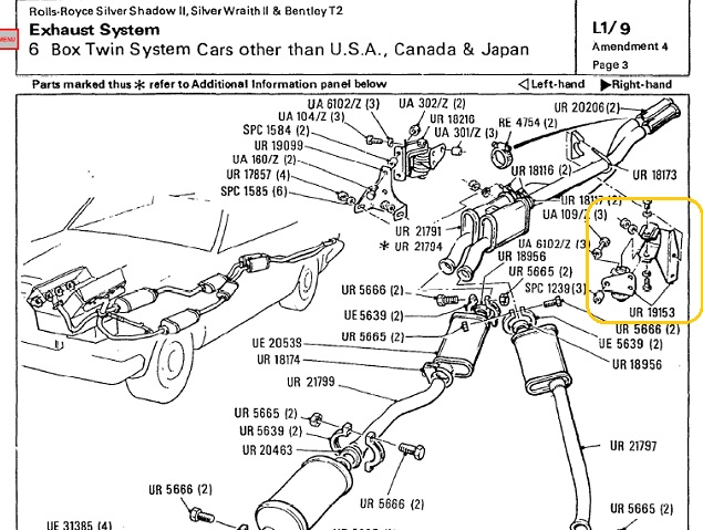 Exhaust Layout in SRH33576