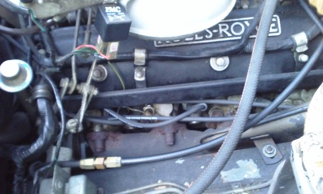 SRH33576 Spark Plug Channel