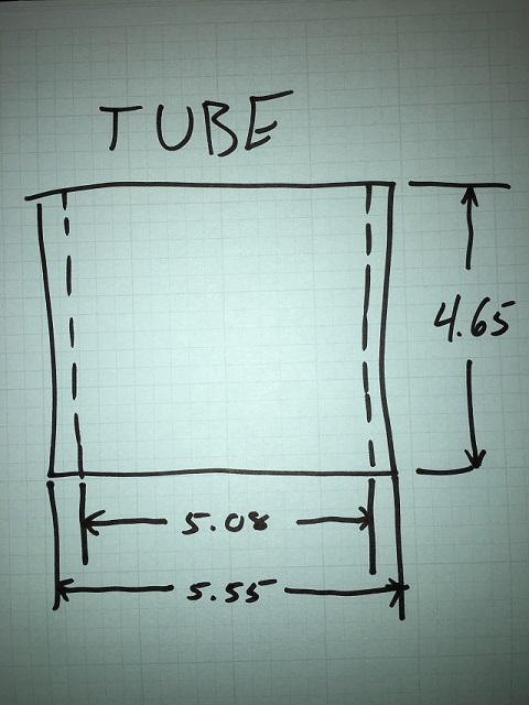 puller tube drawing