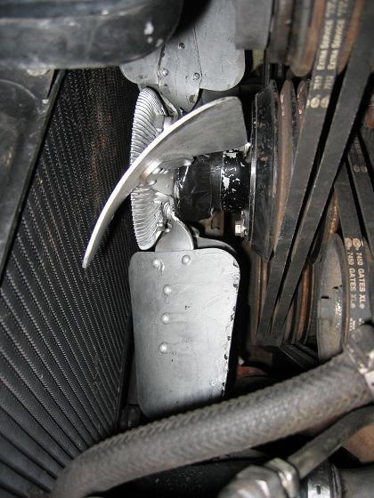 CRX2541 Fan