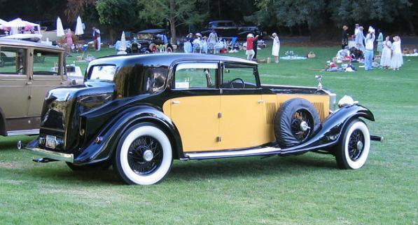 1933 R-R PII 126PY