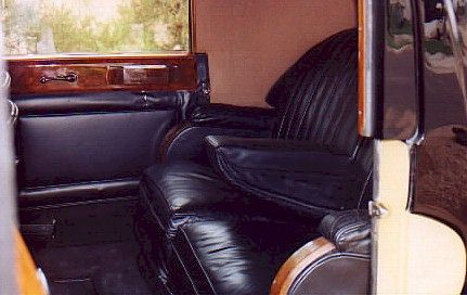 126 PY Rear Seat