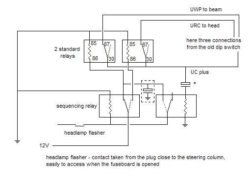 Headlight Flasher Diagram Residential Electrical Symbols \u2022 Led Wiringdiagram Soundoff Wiring: Soundoff Headlight Flasher Wiring Diagram At Eklablog.co