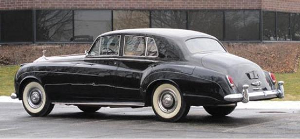 1959 Silver Cloud LSMH100