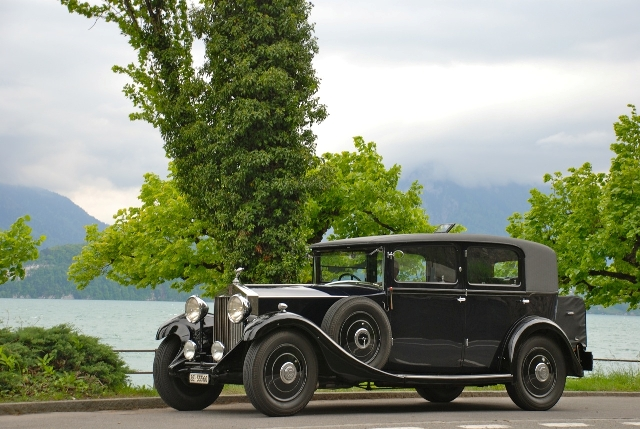 This is GZU7 on the shores of lake Thun