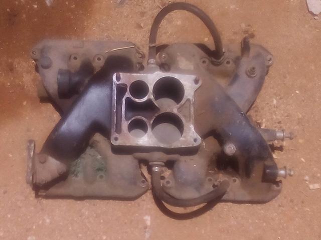 Camarge 4-barrel intake manifold