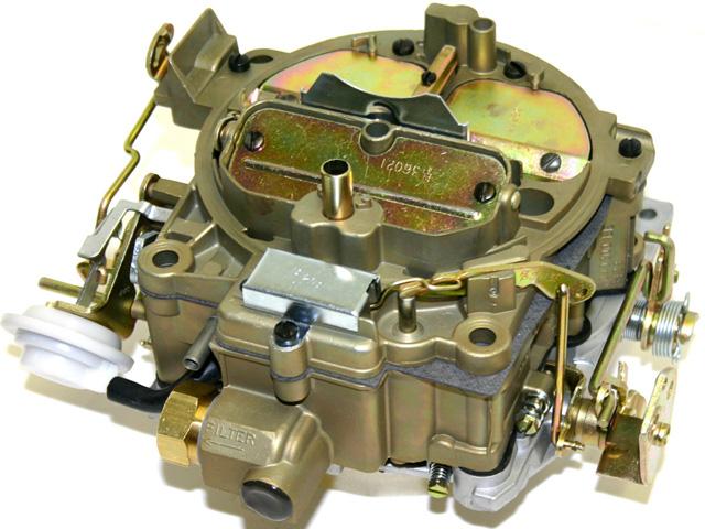 The Solex 4A1 pressure carburetor