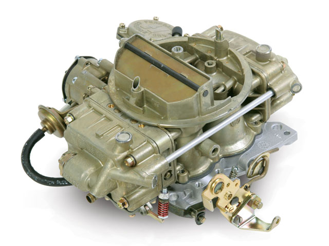 Holley 4160 sopreadbore mounting pattern 650cfm carburetor is easy to tune