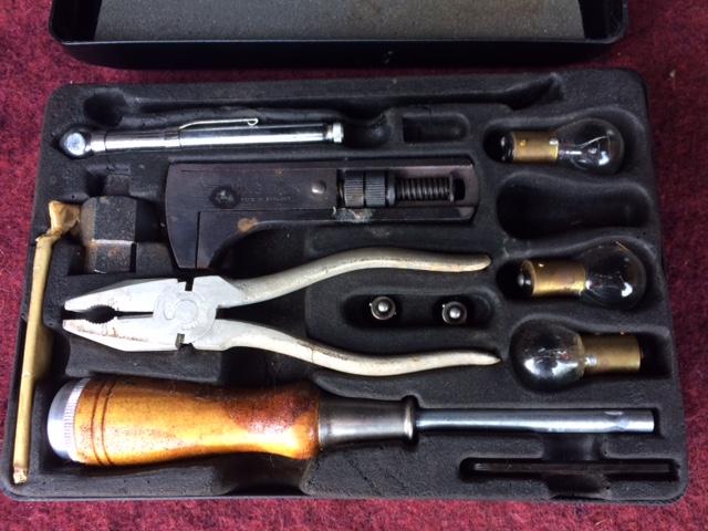 Silver Shadow tool kit - SRX6816
