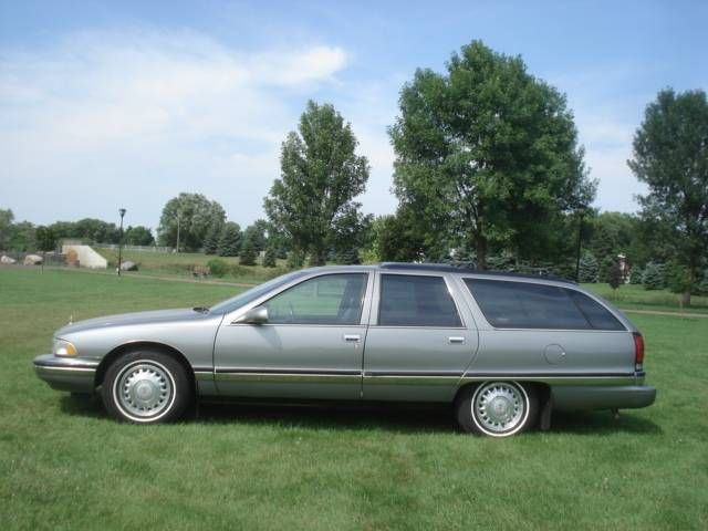 1996 Roadmaster Estate Wagon