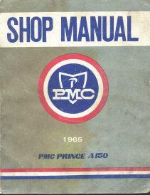 PMC Shop Manual