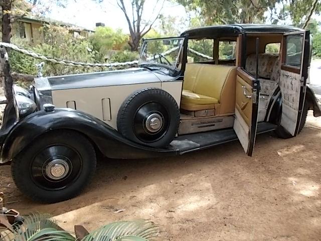 1934 P11 93 TA Thrupp and Maberly  Limousine De Ville