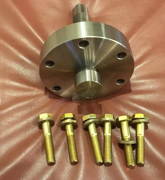 Lobro hub puller