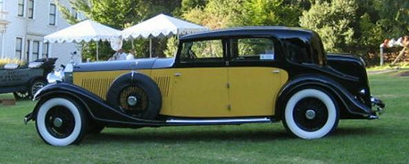 1933 PII 126PY Freestone&Webb